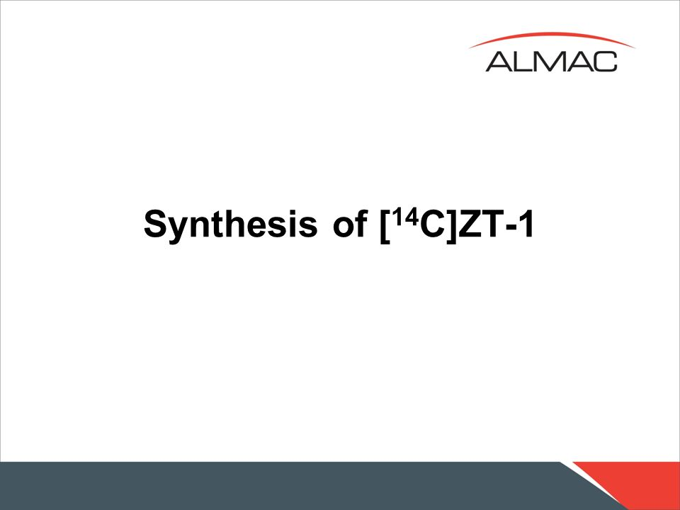 Synthesis of [14C]ZT-1 14C labelling